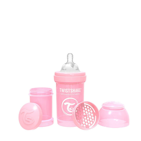 Anti-Colic 180ml Pastel Pink