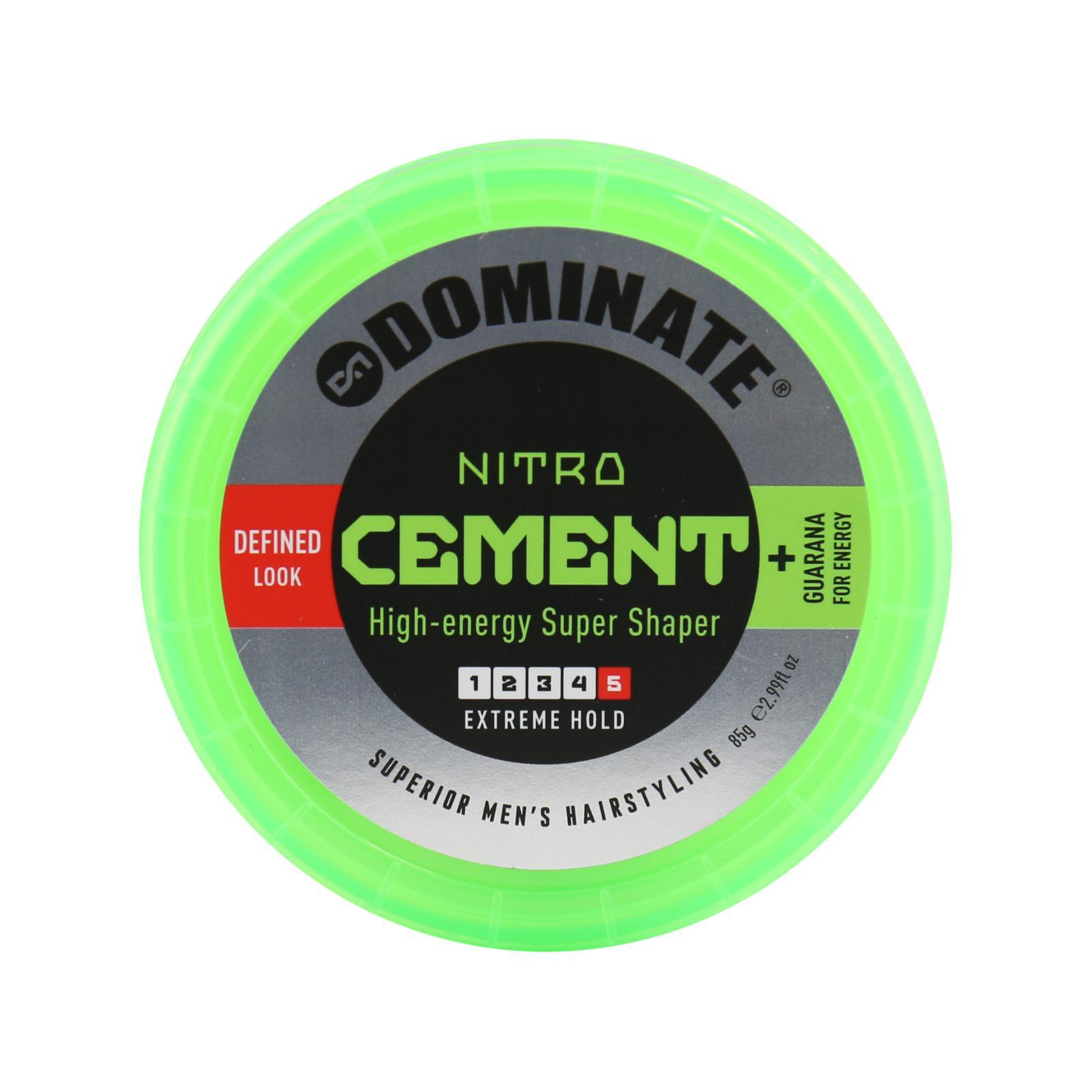 Nitro Cement Hair Styling Paste 85g Corlison