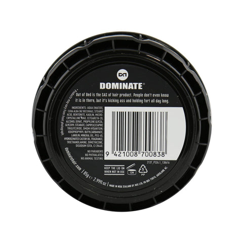 Dominate Out of Bed Hair-Styling Paste 85g