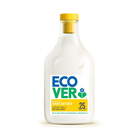 Ecover Fabric Softener 750ml - Gardenia & Vanilla