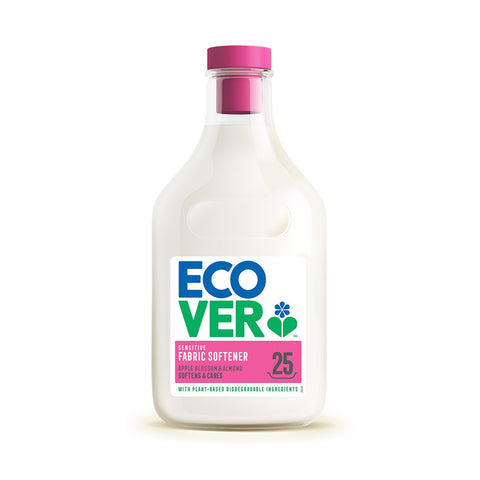 Ecover Fabric Softener 750ml - Apple Blossom & Almond
