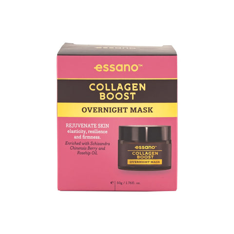 Essano Collagen Boost Overnight Mask 50g