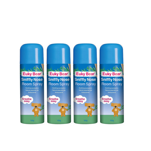 Sniffly Nose Room Spray 125g (Pack of 4)