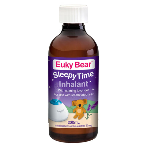 Sleepy Time Inhalant 200ml (Pack of 4)