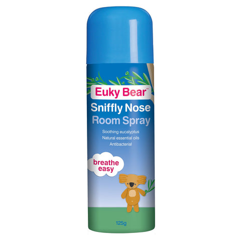 Euky Bear Sniffly Nose Spray 125g