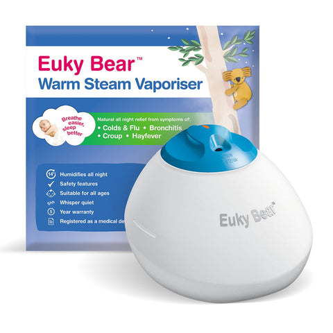 Euky Bear Warm Steam Vaporiser