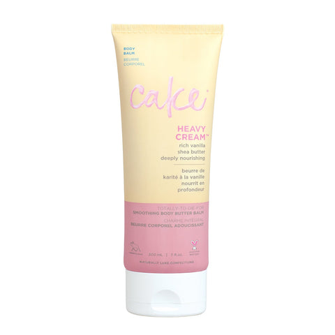 Cake Beauty Heavy Cream Smoothing Body Butter Balm 200ml