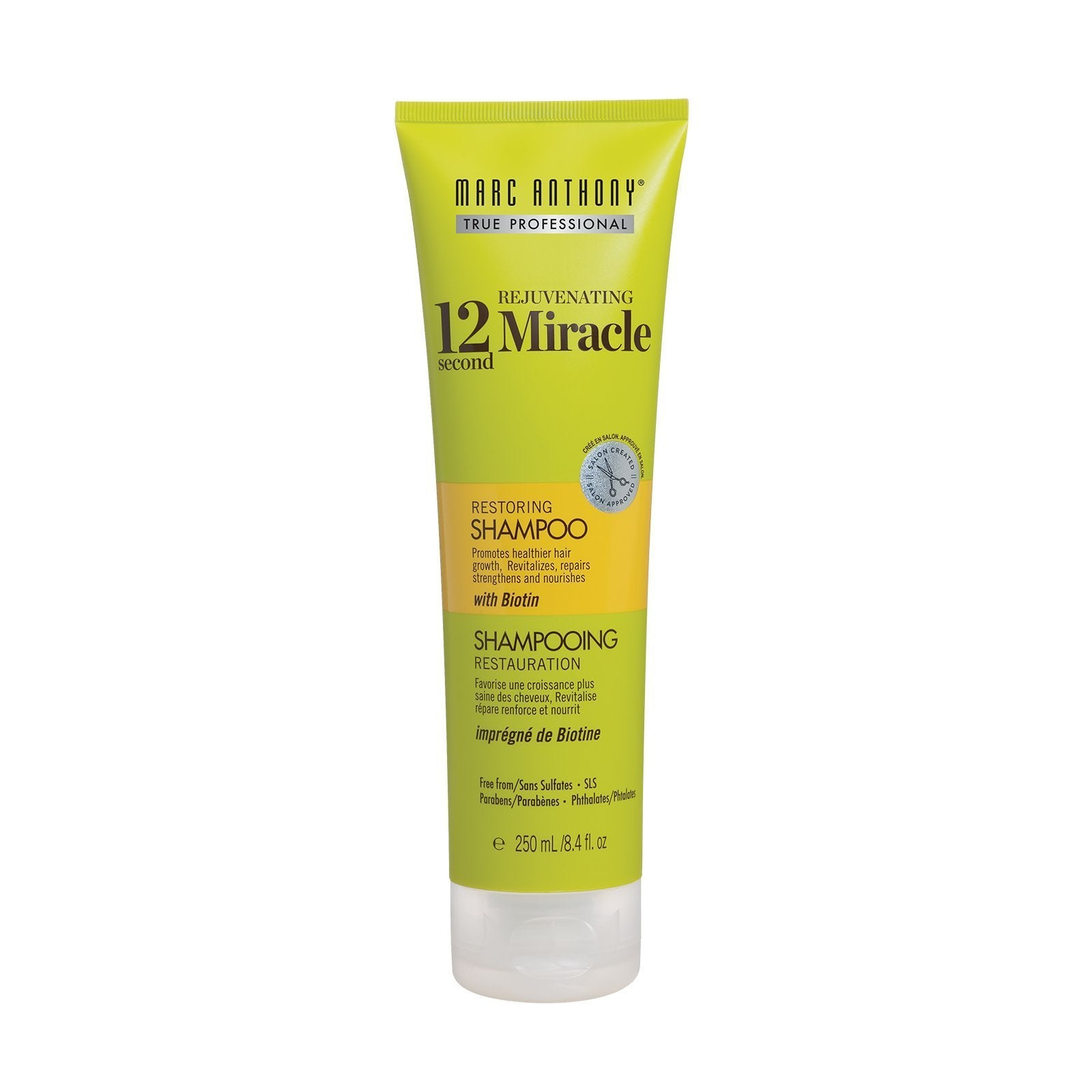 Marc Anthony 12 Second Miracle Shampoo 250ml
