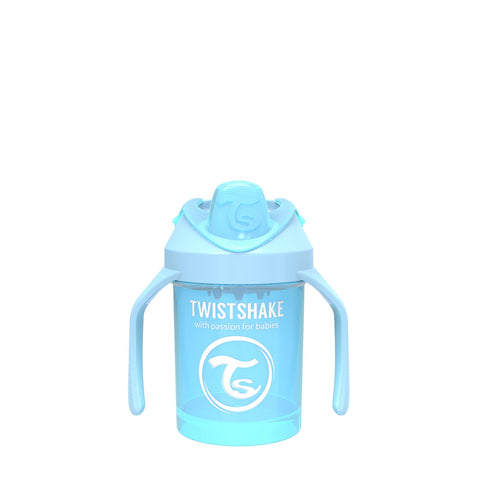 Mini Cup 230ml 4+m Pastel Blue