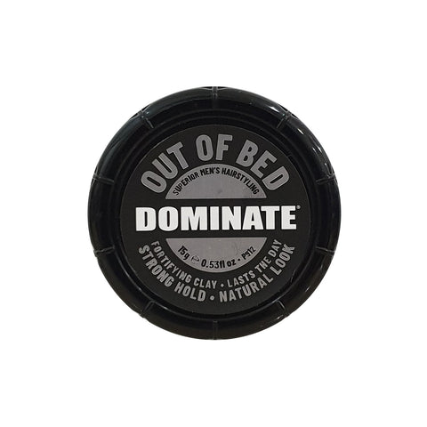 Dominate Out of Bed Hair-Styling Paste Mini Pots 15g