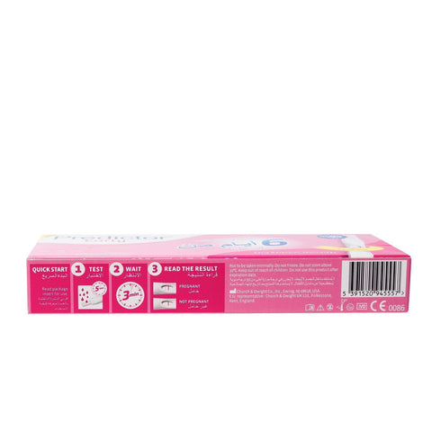 Predictor Early Pregnancy Test Kit