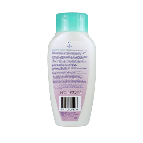 Vagisil® ProHydrate Plus Feminine Wash 240ml