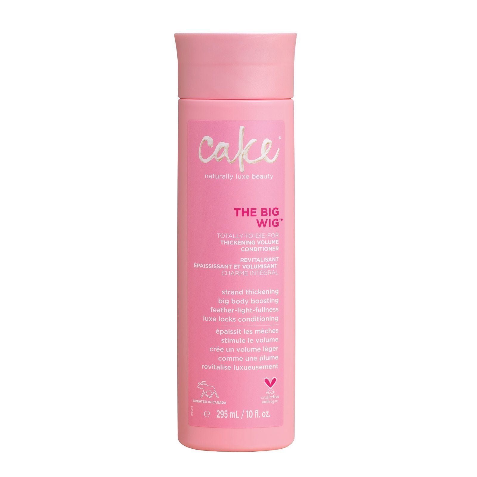 Cake Beauty The Big Wig Thickening Volume Hair Conditioner 295ml