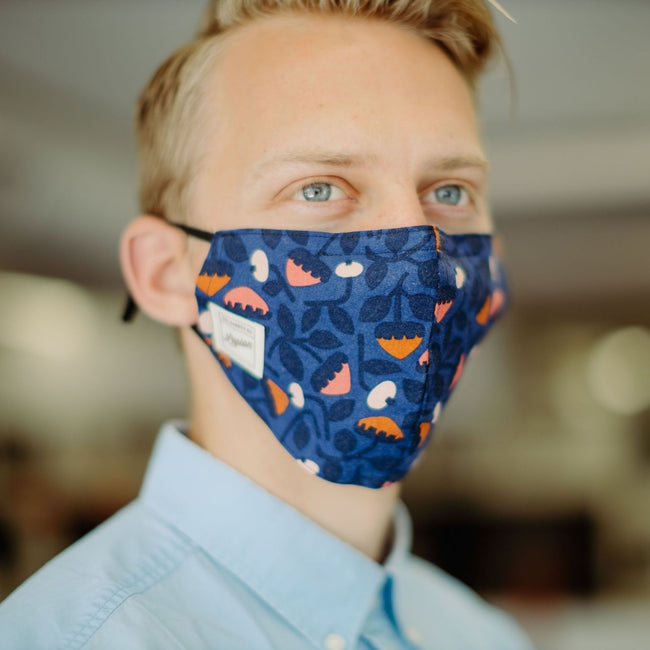 Reusable Mask - Barber Ha