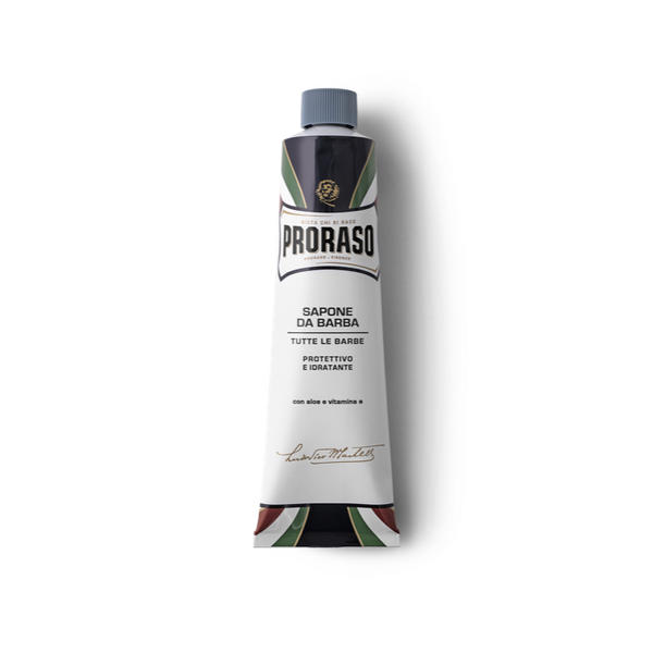 PRORASO BLUE SHAVING SOAP - ALOE - Barber Ha
