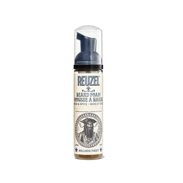 Reuzel Beard Foam - Wood - Barber Ha