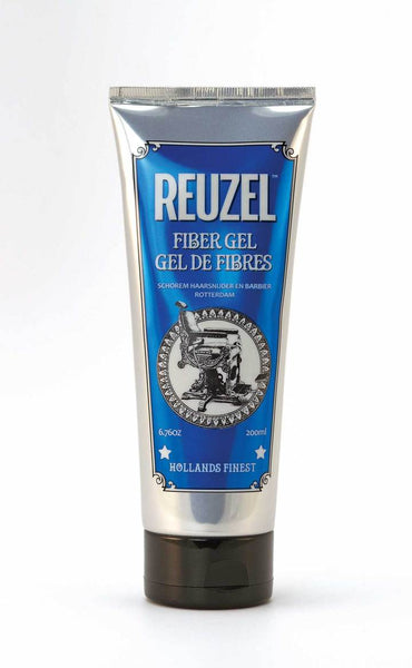 Reuzel Fiber Gel - 100ml - Barber Ha