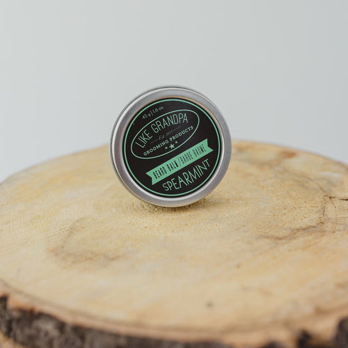 Like Grandpa Beard Balm - Spearmint - Barber Ha