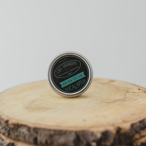 Like Grandpa Eucalyptus Beard Balm - Barber Ha