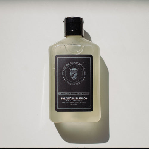 Crown Fortifying Shampoo 225ml - Barber Ha