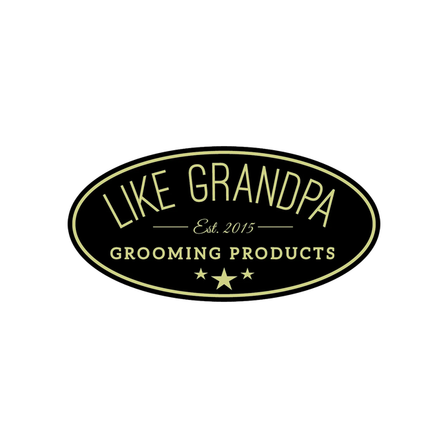 Like Grandpa Beard oil - Lime - Barber Ha