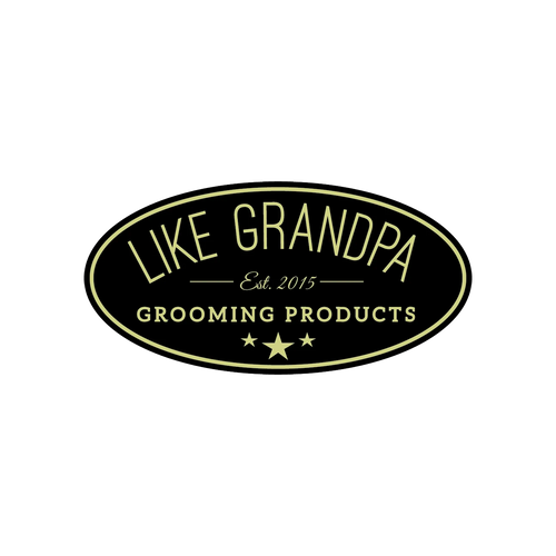 Like Grandpa Beard oil - Pine - Barber Ha
