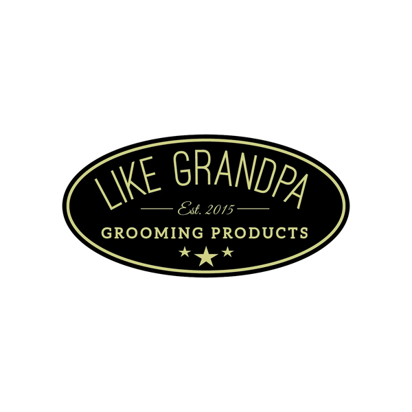 Like Grandpa Beard Oil - Orange - Barber Ha