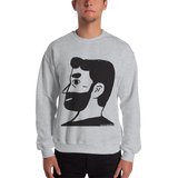 Beird - Crew Neck Sweater - Barber Ha