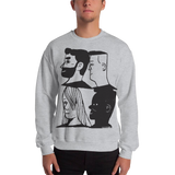 4UP - Crew Neck Sweater - Barber Ha