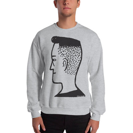 Roy - Crew Neck Sweater