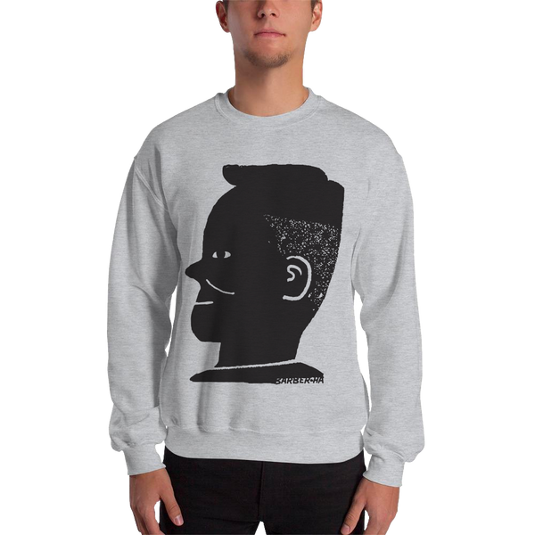 Roy - Crew Neck Sweater - Barber Ha
