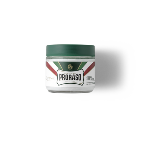 PRORASO BLUE SHAVING SOAP - ALOE
