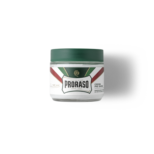 PRORASO GREEN PRE-SHAVING CREAM - Barber Ha