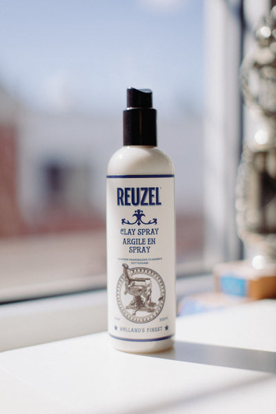 Reuzel Clay Spray - 355ml - Barber Ha
