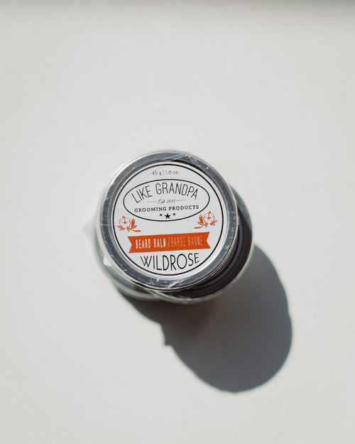 Like Grandpa Beard Balm - Wild Rose - Barber Ha