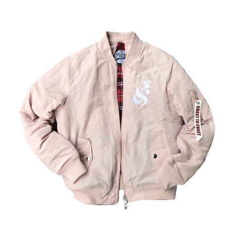 COASTAL BOMBER (RICH & FADED X FOR PETE'S SAKE COLLAB)
