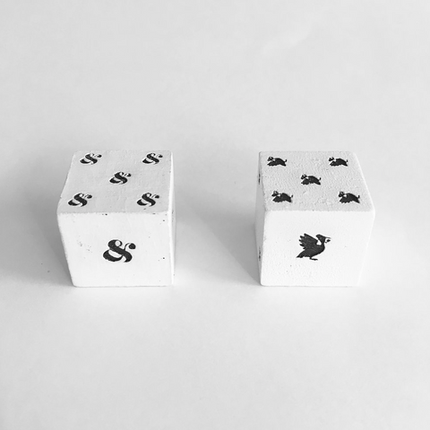 Rich & Faded x For Pete's Sake (Dice Set)