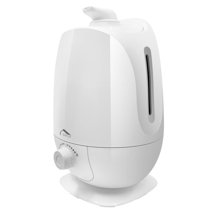 Joly Joy Top Fill Humidifier Large Capacity 5L/1.3Gallon, Upgraded Ultrasonic Cool Mist Air Humidifiers, Filter Free, Easy to Clean, Working 24 Hours