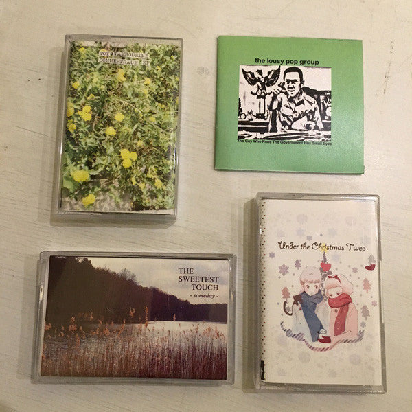 New releases on the Shiny Happy label!