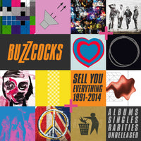 Buzzcocks - Sell You Everything (1991-2014) cd box