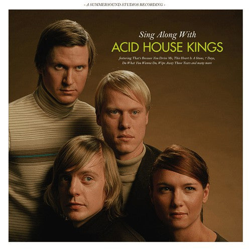 Acid House Kings - Sing Along With Acid House Kings cd