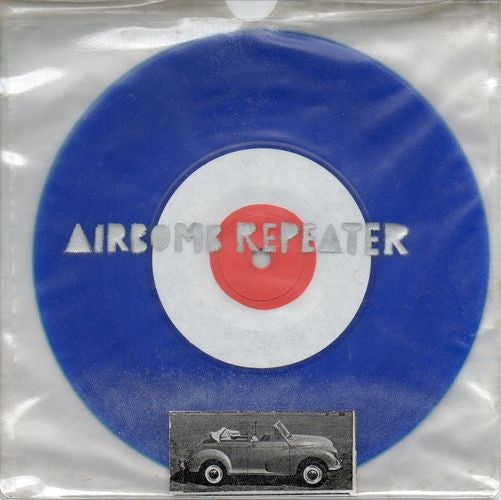 Airbomb Repeater - Dubious Rebel EP 7""