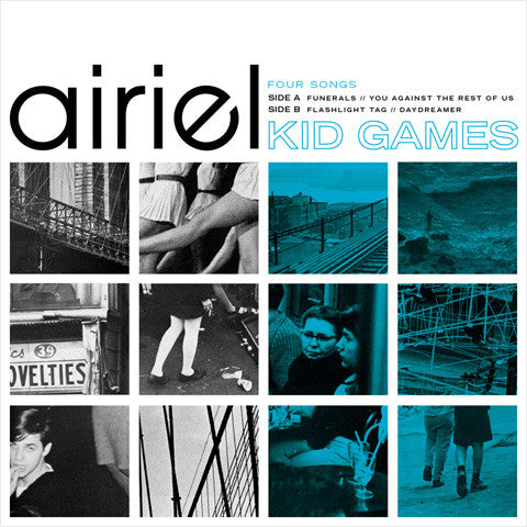 Airiel - Kid Games 12""