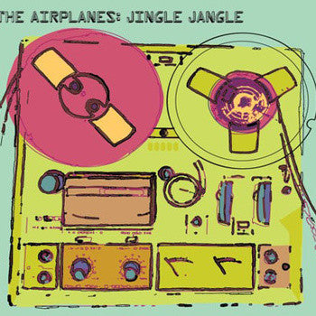 Airplanes - Jingle Jangle EP 7""