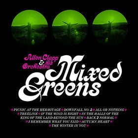 Clapp, Allen - Mixed Greens cd/lp