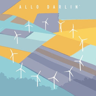 Allo Darlin' - Europe cd/lp