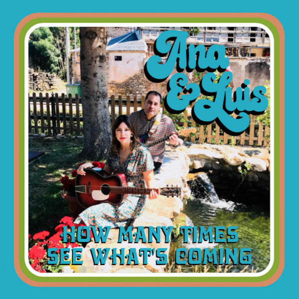 Ana & Luis - How Many Times 7""