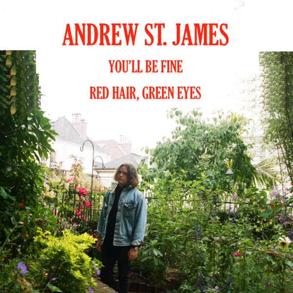 St. James, Andrew - You'll Be Fine 7""