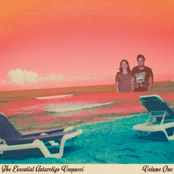 Antarctigo Vespucci - The Essential Antarctigo Vespucci, Volume One lp