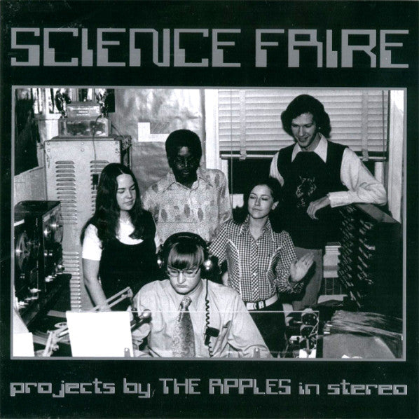 "Apples In Stereo - Science Faire 7"" box"